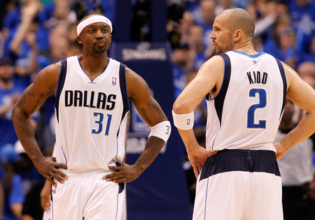 Jason Terry, Jason Kidd, Mavs, Dallas Mavericks